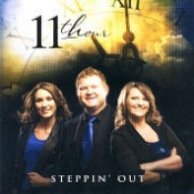 11th Hour - Steppin' Out CD